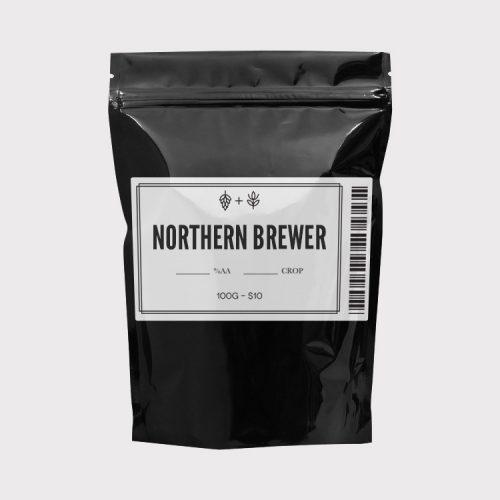 9ef8da47a Hops Pellets 100g - Northern Brewer - The Hop + Grain Brew Store
